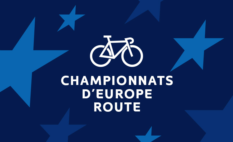 Championnats d'Europe Route