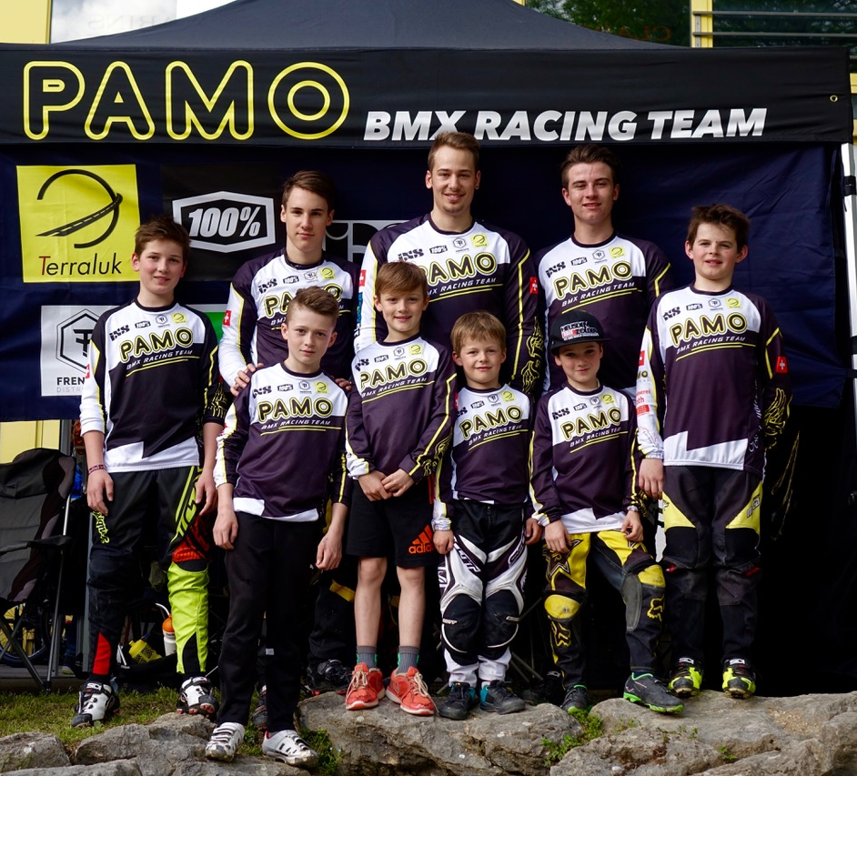 PAMO BMX Racing Team