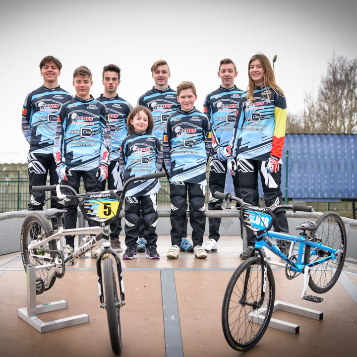 BMXEmotion Team
