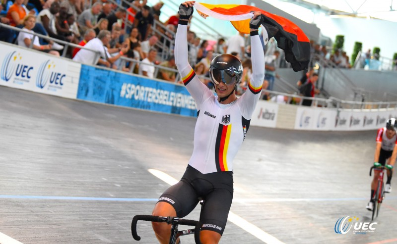 f2aa3ac9 GERMANY DOMINATES #EUROTRACK19 JUNIOR & UNDER 23 IN GHENT