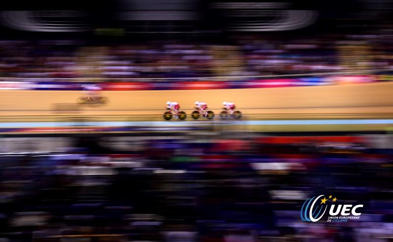 Track   UEC - Union Européenne de Cyclisme