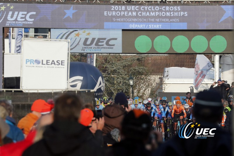 2018 UEC Cyclo-cross European Championships - s